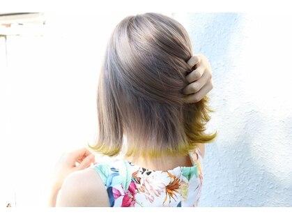 ブレスヘアー(Breath hair)の写真