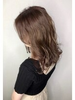 ソース ヘア アトリエ 京橋(Source hair atelier)【SOURCE】ビターチョコブラウン