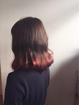 ココロ ヘアー 市野店(Cocolo hair)グラデーションカラー