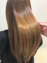 話題の髪質改善サイエンスアクア☆モイスチャーチャージによる美髪エステ導入♪ネオリシオ縮毛矯正も好評中