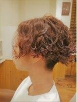テトラ ヘアー(TETRA hair)マニッシュカール