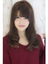 ヘアールーム モテナ(hair room motena)☆色っぽココア☆1【日暮里駅motena美容室】