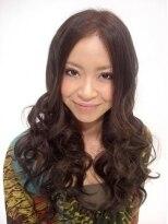 ヘアーリゾート ラヴィニール 新宿東口店(Hair Resort L´avenir)ガーリーエレガント