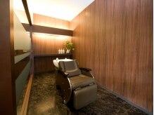 ベイ サロン タカミ(BAY SALON TAKAMI)の雰囲気(個室になったヘッドSPAルームで極上の一時を・・・。)