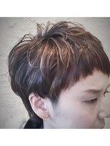 ヘアメイク アプト コンビネーション(HAIR MAKE apt combination)ショート