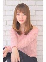 ヘアーメイクミキ 上野本店(hair make MIKI)セミディグラボブ