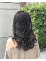シャンプーボーイ 宮崎駅前店(SHAMPOO BOY)ハイライト×透明感カラー(^^)