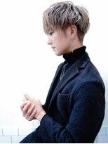 【ami】爽やか!ツーブロックショート!@SAWAKO