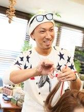 ヘアールーム ラジェム(Hairroom La.gemme1)早川 健太