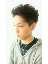 ヘアースタジオ キャズ(Hair Studio Ca'z)宮城リョータ風クルクルパーマ!