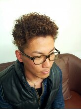 ナナマルヘアー(nanamaru hair)スラムダンク宮城リョータ風ヘアー