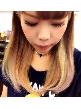 バティック ヘア 横浜店(Batik Hair)パステルカラーミキシング