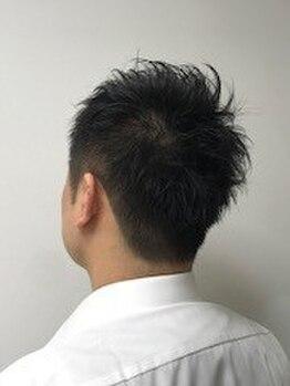 """リルウヘアー ドット バイ アミューラ(Lilou hair.by Amulla)の写真/""""カッコイイ""""は[リルウヘアー]で手に入れて♪トレンドを取り入れたスタイル提案でONOFFどちらもキマる☆"""