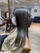 アヤメ(ayame)【ayame大泉学園】髪質改善_大泉学園_tokio_Xトリートメント