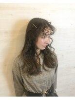 ヘアメイク オブジェ(hair make objet)クラシカルロング アレンジ KAI