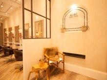 オーブ ヘアー アネラ 福岡六本松店(AUBE HAIR anela)の雰囲気(開放感のある明るい店内で、くつろぎの時間をお過ごしください。)