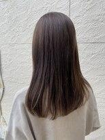 ヘアーシー(HAIR C,)自然な直毛感でツヤサラ美髪縮毛矯正◎
