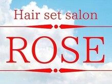 Hair Set Salon ROSE【ヘアセットサロン ローズ】【6月上旬OPEN】
