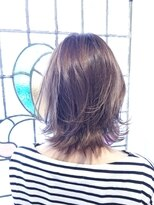 ローグ ヘアー 金町店(Rogue HAIR)ローグヘアー【高 和宏】イルミナカラーヘルシーレイヤー