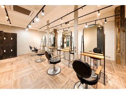 ラフィス ヘアー ロッサ 茨木店(La fith hair rosa)の写真