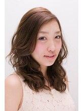 ヘアサロン カミワザ ライズ(hair salon kamiwaza Raiz')自然体 ふんわりパーマウェーブ