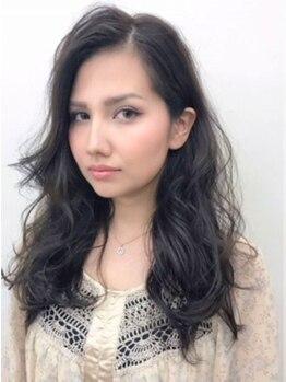 ミューズカラー 有楽町店(Muse Color)の写真/【Muse Color】髪に優しいオーガニックカラー剤を使用。ダメージを気にせずカラーを楽しめる♪