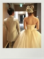 ブライダルフォト、ウエディングドレス