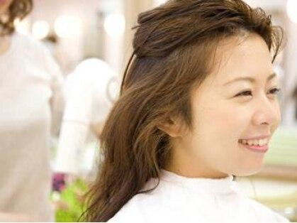 ヘアーアンドメイク ミサホ(hair&make MISAHO)の写真