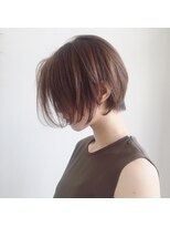 ギフト(GIFT)ショートヘア