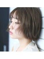 アリーズヘアー 心斎橋OPA(allys hair)ラインボブ☆och_i