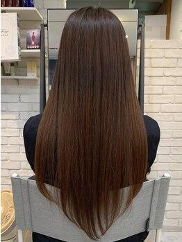 トランクヘアデザイン(TRUNK Hair Design)の写真/《髪の美と健康を追及するTRUNKが研究を重ねた技術!》トリートメントの概念が変わる感動の体験を…☆