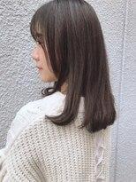 ヘアーアンドメイク エイダ(hair&make eida)大人かわいいゆるフワ小顔くびれミディアム20代30代