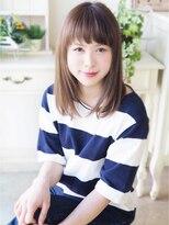 【ヘアジュレドゥ小澤】 大人フレンチカジュアル女子ミディアム