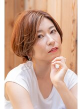 アイミー 泉岳寺(i+me)【i+me】☆クール&フェミニンショート☆