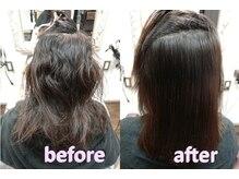【南阿佐ヶ谷駅3分】仕上りが違うSiESTAの縮毛矯正&髪質を見極めたカットで髪質改善♪【SiESTA阿佐ヶ谷】