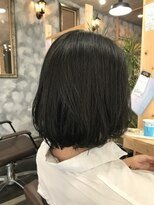 ヘアーガーデンロルド(hair garden Rold)艶めく透明感にうっとり♪清潔感と好感度MAXのストレート