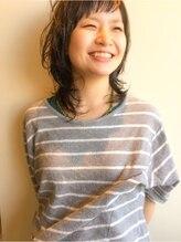 エイジア(asia)■おしゃれなイマドキ☆マッシュウルフ■
