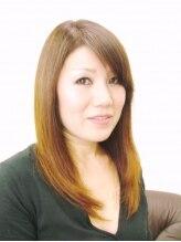 スマイルサロン(Smile Salon)ロングのツヤツヤ シルク縮毛矯正スタイル