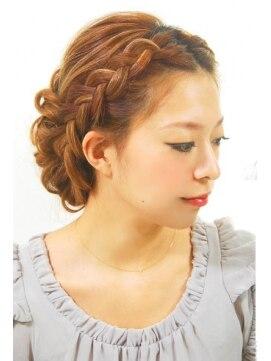 着物 髪型 結婚式 着物 髪型 編み込み : beauty.hotpepper.jp