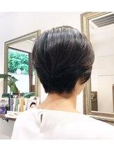 クオーレ ヘアーアンドエステティックサロン(CUORE HAIR ESTHETIC SALON)ショートヘア