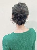 ピエドプールポッシュ(PiED DE POULE POCHE)* arrange hair * 和装にも洋装にも♪