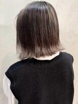 ソース ヘア アトリエ 京橋(Source hair atelier)【SOURCE】シャドウルーツグレージュ