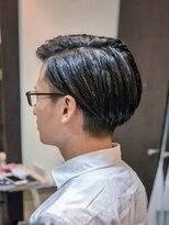 オムヘアーツー (HOMME HAIR 2)トラッド.ネープレス.耳掛けスタイル.hommehair2nd櫻井
