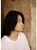 magiy hair 【 nico】メンズロング