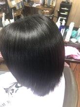 髪屋髪質改善グラボブ