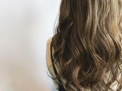 ヘアーアンドメイク ピース(HAIR&MAKE peace)の写真