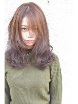 ヘアーサロン エール 原宿(hair salon ailes)(ailes原宿)style208 ワンサイド☆シースルーボリュミス