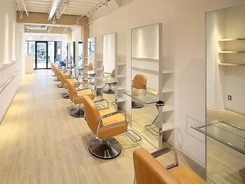 アエル ヘアーサロン(Aeru hair salon)の写真/《大岡山駅徒歩2分》新しい自分に逢える(Aeru)場所☆居心地の良いアットホームサロン♪