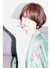 オズ ヘアーアンドトータルビューティー(OZ hair&total beauty)ファッジショート hair produce by ozy☆