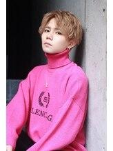 ビゼ ジェネシス(BIZE Genesis )~韓国 小顔アップバング ショートマッシュ~